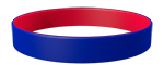 072C/186C <br> Blue/Red