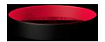 Black/186C <br> Black/Red