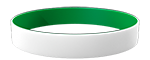 White/355C <br> White/Green