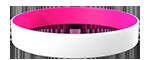 White/806C <br> White/Fluor Pink