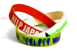 Screened-Wristbands