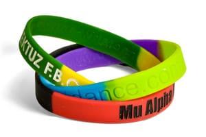 Segmented Wristbands